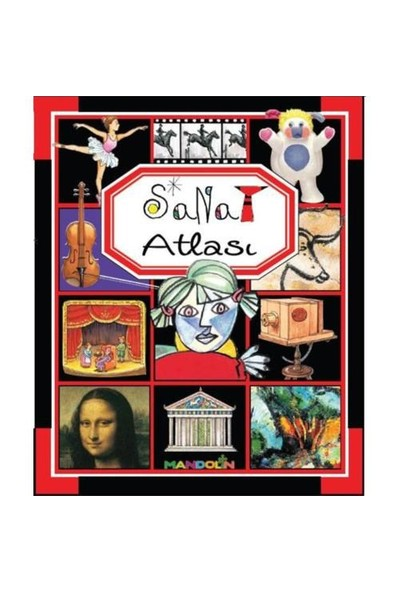 Atlaslar - 4 / Sanat Atlası-Kolektif