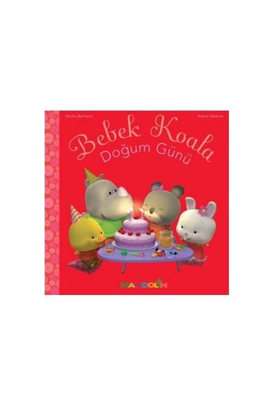 Bebek Koala Doğum Günü - Nadia Berkane