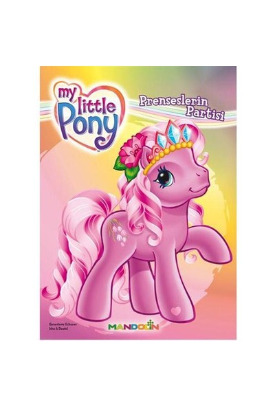 My Little Pony – 3 / Prenseslerin Partisi-Genevieve Schurer