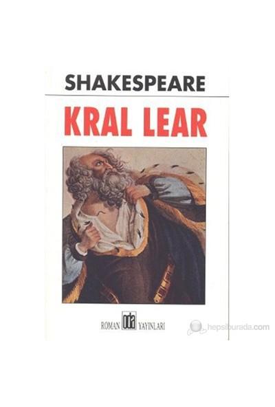 Kral Lear-William Shakespeare