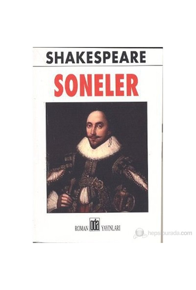 Soneler-William Shakespeare