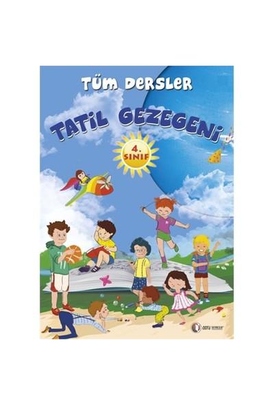 Tatil Gezegeni - 4. Sınıf Tüm Dersler-Kolektif