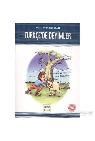 Türkçede Deyimler-Kolektif