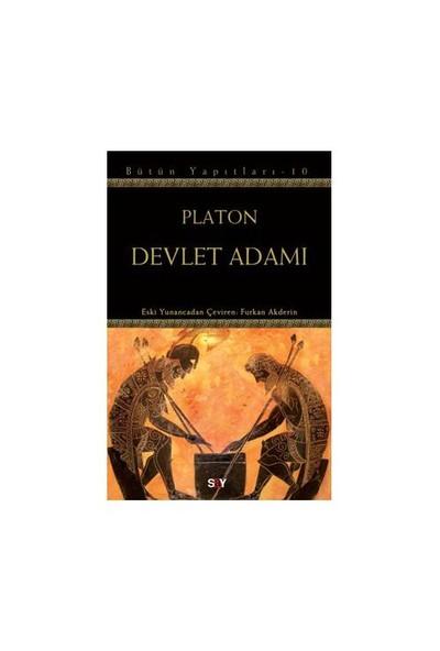 Devlet Adamı-Platon (Eflatun)