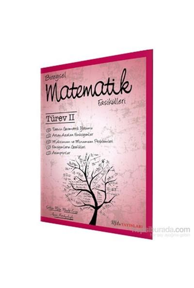 Metin Yayınları Bireysel Matematik Fasikülleri Türev 2