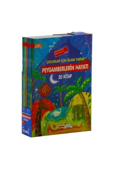 Çocuklar İçin Peygamberlerin Hayatı (20 Kitap) - Seyyid Kutub