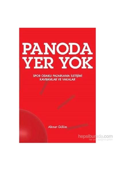 Panoda Yer Yok-Ahmet Gülüm