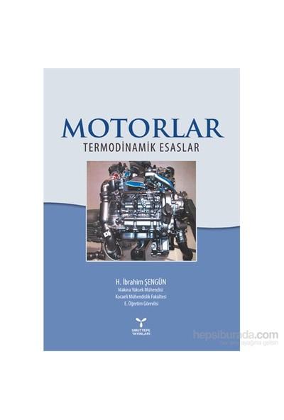 Motorlar - Termodinamik Esaslar - H. İbrahim Şengün