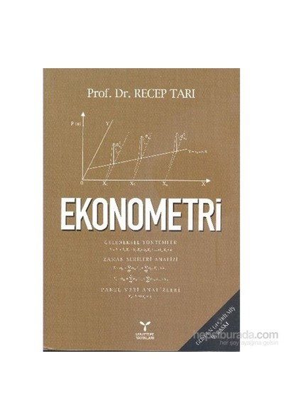 Ekonometri-Recep Tarı