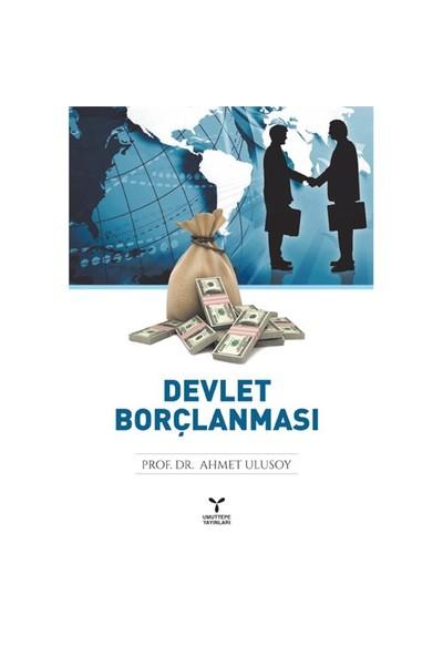 Devlet Borçlanması-Ahmet Ulusoy