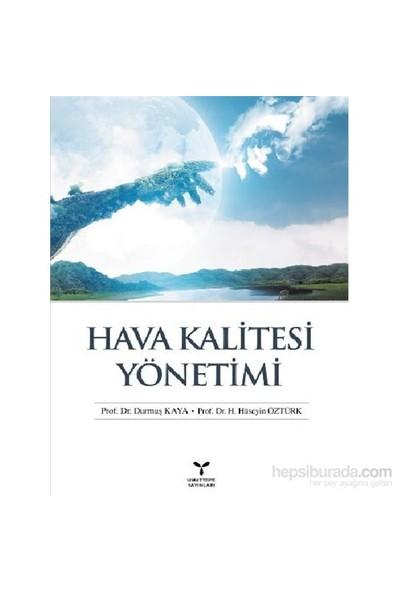 Hava Kalitesi Yönetimi-H. Hüseyin Öztürk