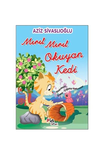 Okuyan Kedi Dizisi (10 Kitap-Takım)