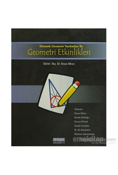 Dinamik Geometri Yazılımları İle Geometri Etkinlikleri-Sinan Olkun