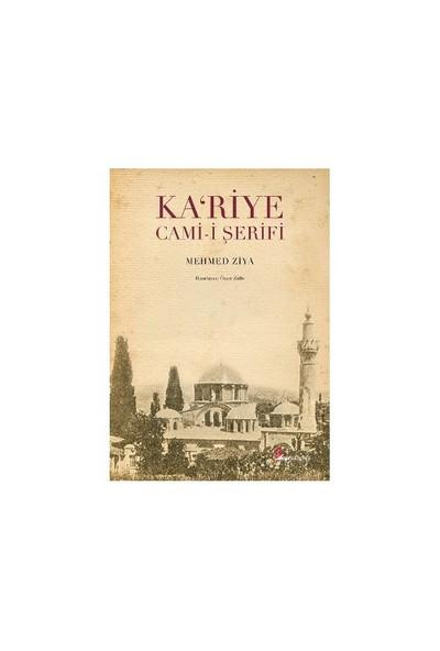 Kariye Cami-İ Şerifi-Mehmed Ziya