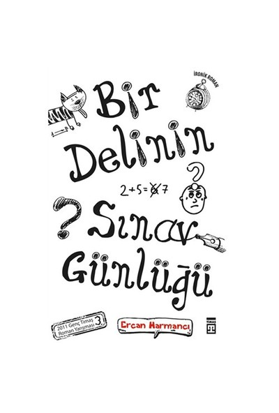 Bir Delinin Sınav Günlüğü - Ercan Harmancı
