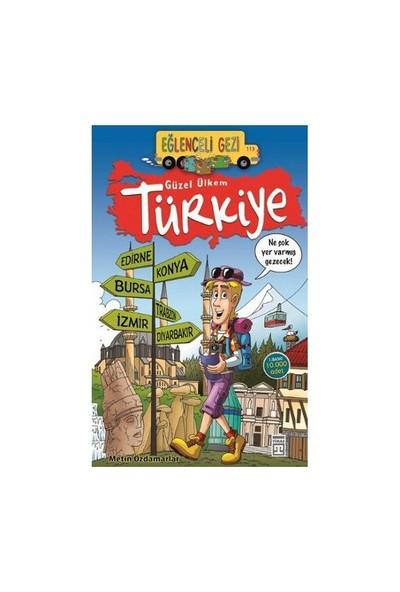 Güzel Ülkem Türkiye - Metin Özdamarlar