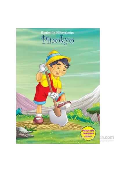 Benim İlk Hikayelerim-Pinokyo-Kolektif