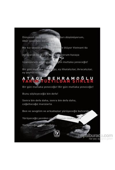 Yarım Yüzyıldan Şiirler (Cd Li Hardcover)-Ataol Behramoğlu