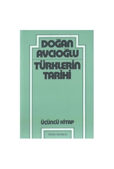 Türklerin Tarihi 3 - Doğan Avcıoğlu
