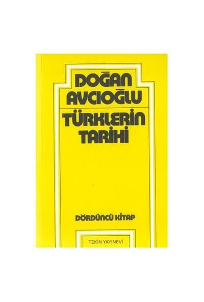 TÜRKLERİN TARİHİ - 4