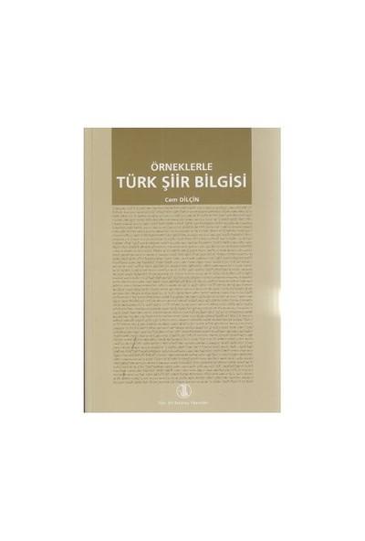 Örneklerle Türk Şiir Bilgisi
