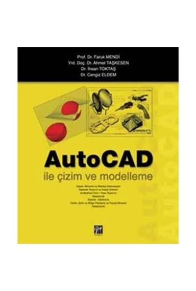 Autocad İle Çizim Ve Modelleme