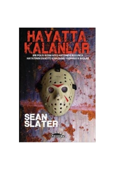 Hayatta Kalanlar Cep Boy-Sean Slater