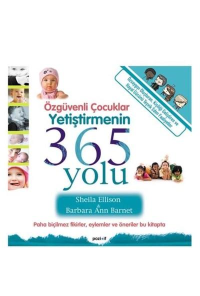 Özgüvenli Çocuklar Yetiştirmenin 365 Yolu - Sheila Ellison