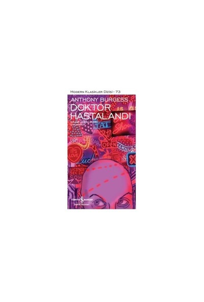 Doktor Hastalandı-Anthony Burgess