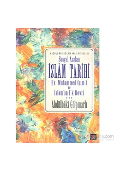 Sosyal Açıdan İslam Tarihi-Abdülbaki Gölpınarlı