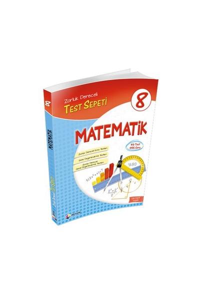 8.Sınıf Matematik Test Sepeti / Dörtrenk Yay.