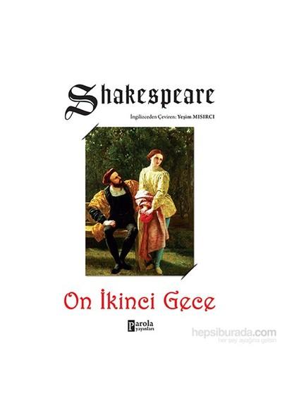 On İkinci Gece-William Shakespeare