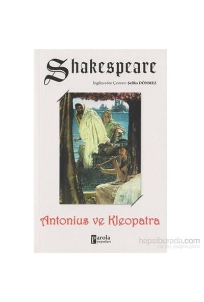 Antonius Ve Kleopatra-William Shakespeare