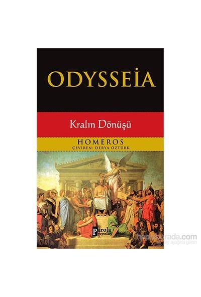 Odysseia Kralın Dönüşü-Homeros