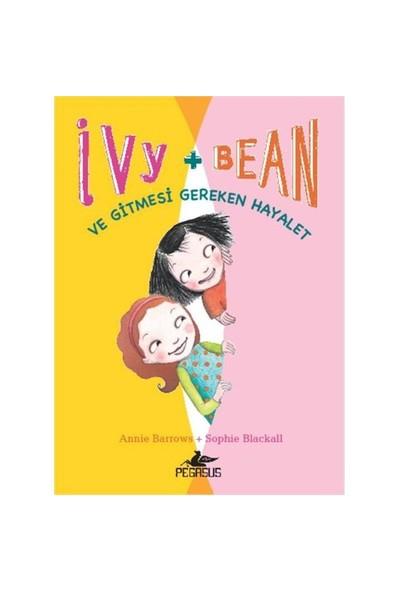 Ivy&Bean-2 - Ve Gitmesi Gereken Hayalet-Sophie Blackall
