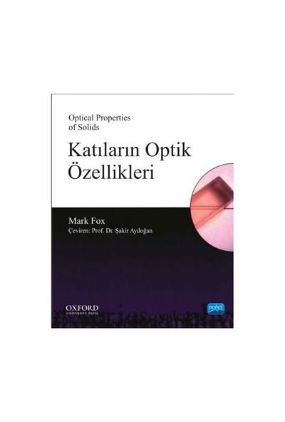 Katıların Optik Özellikleri-Mark Fox