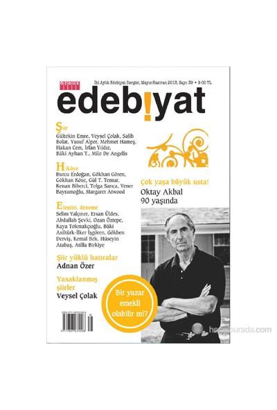 Özgür Edebiyat Dergisi-Sayı 39