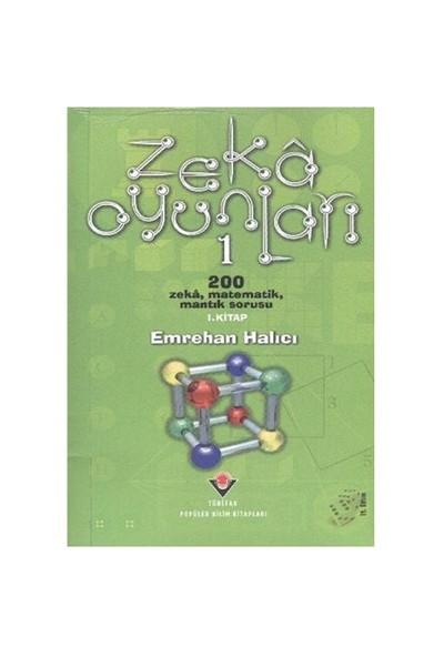 Zeka Oyunları-1 - Emrehan Halıcı