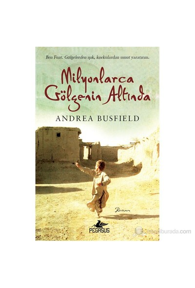 Milyonlarca Gölgenin Altında-Andrea Busfield