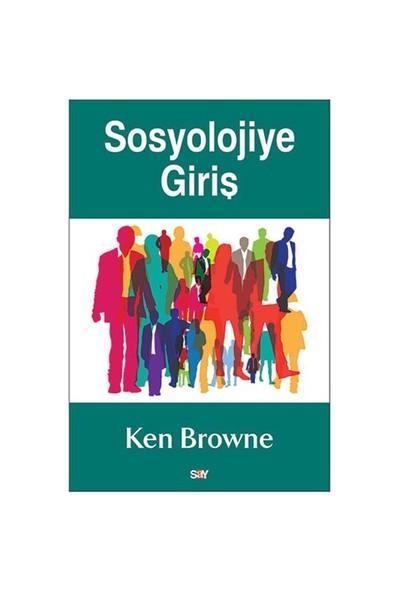 Sosyolojiye Giriş-Ken Browne