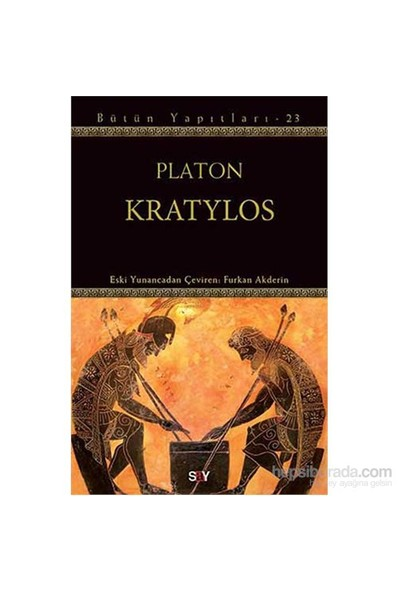 Kratylos-Platon (Eflatun)