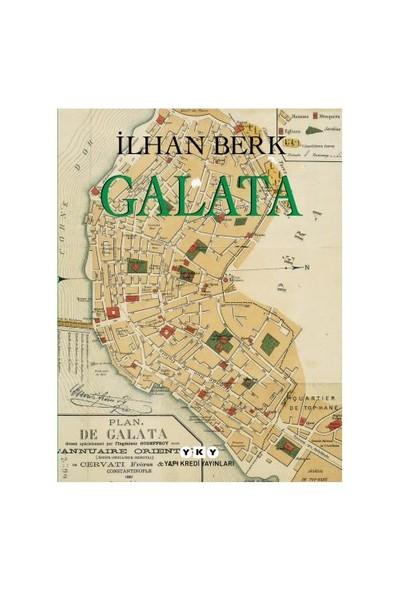 Galata - İlhan Berk