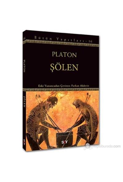 Şölen - (Bütün Yapıtları-16)-Platon (Eflatun)