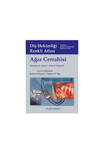 Ağız Cerrahisi - Hermann F. Sailer