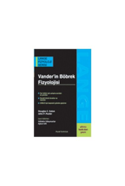 Vander`in Böbrek Fizyolojisi