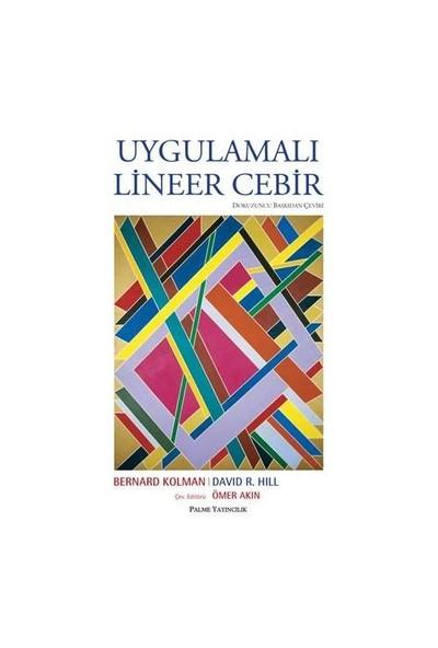 Uygulamalı Lineer Cebir - David R. Hill