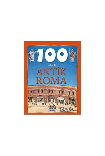 100 Adımda Antik Roma (Ciltli)-Fiona Macdonald