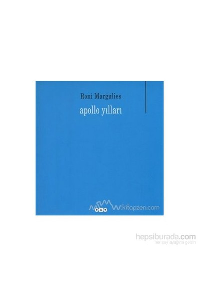 Apollo Yılları-Roni Margulies