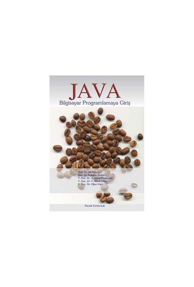 Java - Bilgisayar Programlamaya Giriş - Ali Yazıcı