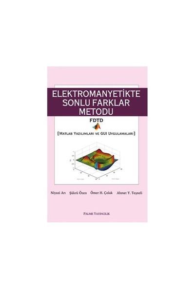 Elektromanyetikte Sonlu Farklar Metodu